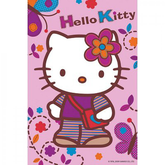 Hello Kitty: Spaziergang
