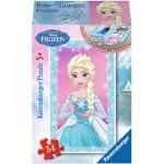 Ravensburger-73055-09455-09 Minipuzzle: Frozen - Die Eiskönigin