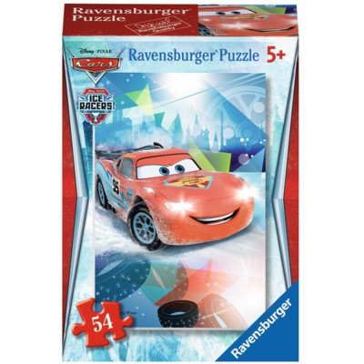 Ravensburger-73867-09452-01 Minipuzzle - Cars