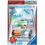 Ravensburger-73867-09452-02 Minipuzzle - Cars
