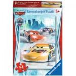 Ravensburger-73867-09452-03 Rahmenpuzzle - Cars