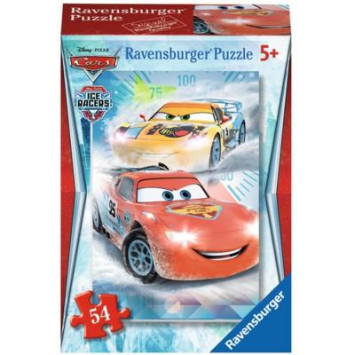 Ravensburger-73867-09452-06 Minipuzzle - Cars