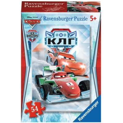 Ravensburger-73867-09452-08 Minipuzzle - Cars