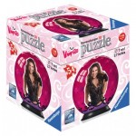 Ravensburger-79784-01 3D Puzzle - Chica Vampiro