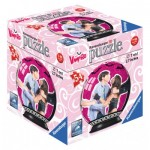 Ravensburger-79784-11918-04 3D Puzzle - Chica Vampiro