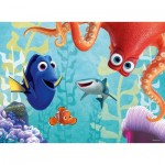 Puzzle   Star Line - Finding Dory