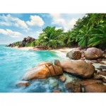 Puzzle   Traumhafter Strand