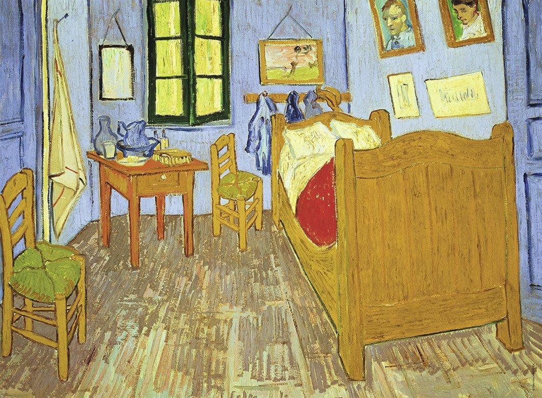XXL Teile - Vincent van Gogh: Schlafzimmer in Arles - 300 ...