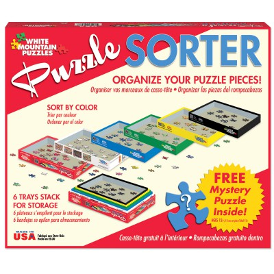 White-Mountain-1084 Puzzle Sorter