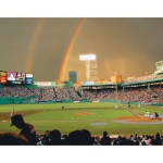Puzzle  White-Mountain-322 Regenbogen über Fenway Park, Boston