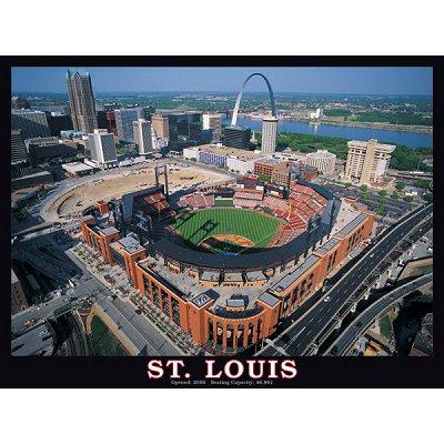 Puzzle White-Mountain-350 St. Louis Stadion