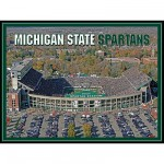 Puzzle  White-Mountain-500 Michigan State Spartan Stadion