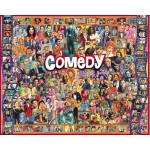 Puzzle  White-Mountain-636 Comedy