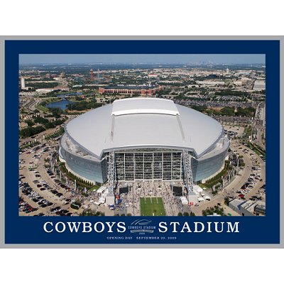 Puzzle White-Mountain-660 Dallas Cowboys Stadion