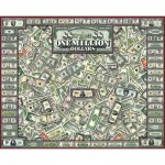 Puzzle  White-Mountain-689 Eine Million Dollar