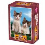 DToys-50199-CT02 Mini Puzzle - Zum spielen bereit