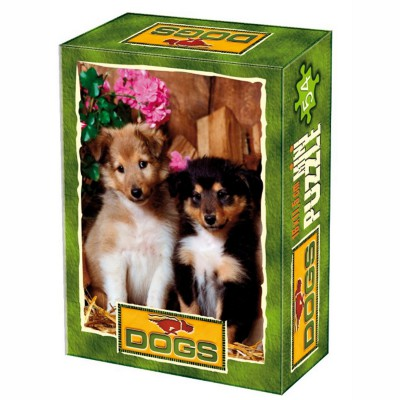 DToys-50199-DG06 Mini Puzzle - Kleine Spielkameraden