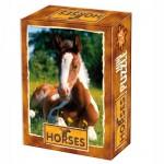 DToys-50199-HS03 Mini Puzzle - Verdiente Pause