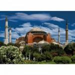 Puzzle  DToys-50328-AB04 Türkei - Istanbul: Hagia Sophia