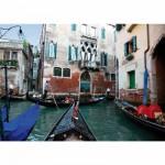 Puzzle  DToys-50328-AB15 Italien - Venedig