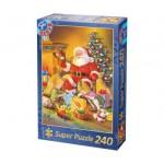 Dtoys-50670-XM-07 Weihnachtspuzzle - Die Geschenke
