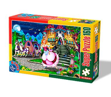 Puzzle Dtoys-60495-PV-05 Aschenputtel