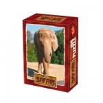 DToys-60556-SF06 Mini Puzzle - Langsamer Gang
