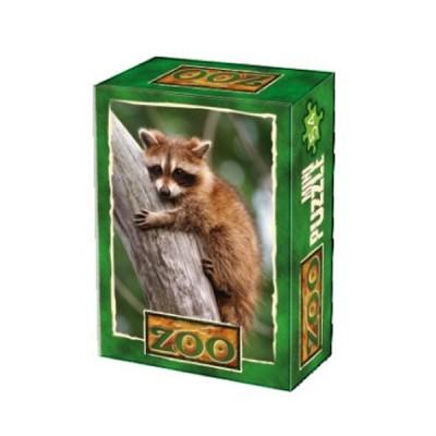 DToys-60556-ZO02 Mini Puzzle - Gut festhalten