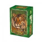 DToys-60556-ZO04 Mini Puzzle - Ruhe