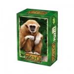 DToys-60556-ZO05 Mini Puzzle - Ausruhen