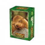 DToys-60556-ZO08 Mini Puzzle - Mittagsschlaf