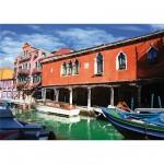Puzzle  DToys-62154-EC11 Italien - Murano
