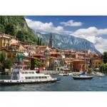 Puzzle  DToys-62154-EC12 Italien - Lago di Como