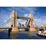 Puzzle  DToys-64288-FP08 England - London: Tower Bridge