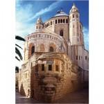Puzzle  DToys-64288-FP09 Israel - Jerusalem