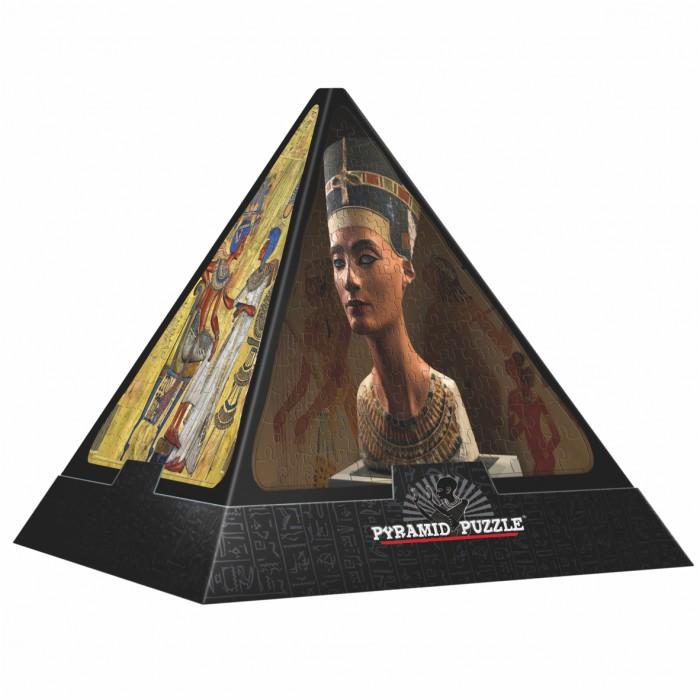 3D Pyramide - Ägypten: Die Götter / schwieriges Puzzle