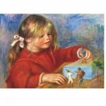 Puzzle  DToys-66909-RE07X Renoir: Sur la terrasse