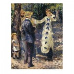 Puzzle  DToys-66909-RE10 Renoir: Gabrielle et Jean