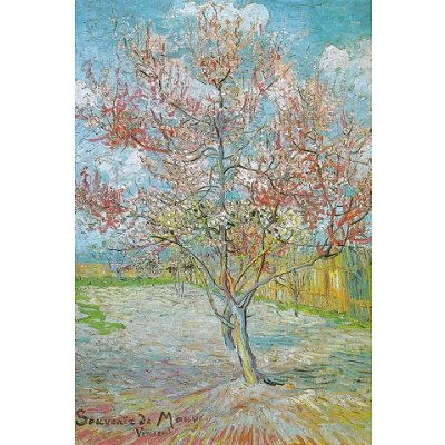 Puzzle DToys-66916-VG04 Van Gogh: Souvenir de Mauve