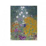Puzzle  Dtoys-66923-KL-09 Gustav Klimt: Garten in Blüte