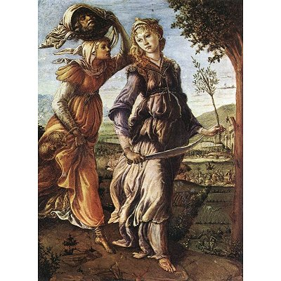 Puzzle DToys-66954-RN03 Botticelli: Judith