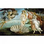 Puzzle  DToys-66954-RN04 Botticelli: Die Geburt der Venus