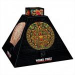 DToys-66992-PP02 3D Pyramide - Ägypten: Prekolumbianische Kunst 2 / schwieriges Puzzle