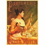 Puzzle  DToys-67555-VP07 Vintage Posters: Parfumerie
