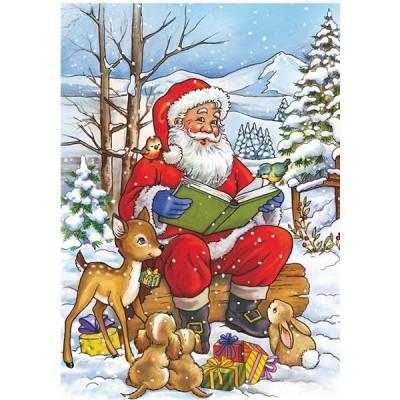 Puzzle DToys-67616-CH05 Christmas Collection: Habe ich auch nichts vergessen