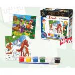 Dtoys-68347-CM-01 Kreativ-Kit zur Herstellung eines Puzzles
