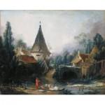 Puzzle  Dtoys-72696-BO-01 François Boucher: Beauvais