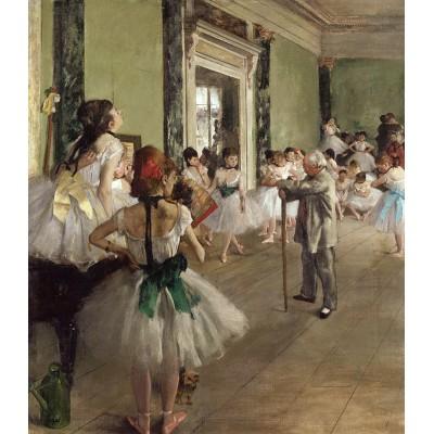 Puzzle Dtoys-72801-DE-02 Degas Edgar: Tanzschule