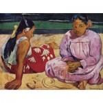 Puzzle  Dtoys-72818-GA-01 Gauguin Paul: Frauen am Strand