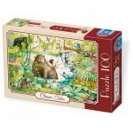 Puzzle  Dtoys-72962-EM-01 Märchen und Legenden